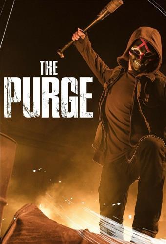 Affisch för The Purge