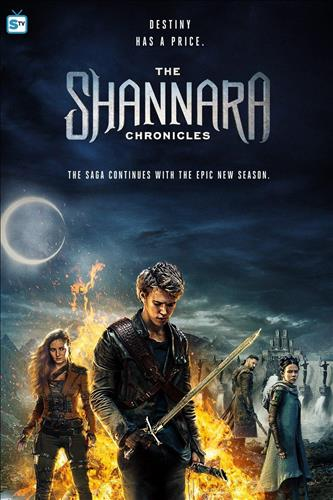 Affisch för The Shannara Chronicles: Säsong 2
