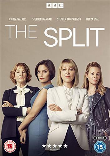 Affisch för The Split