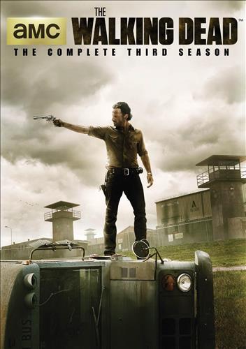 Affisch för The Walking Dead: Säsong 3