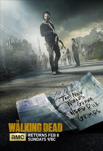 The Walking Dead: Säsong 5