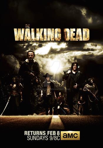 The Walking Dead: Säsong 6