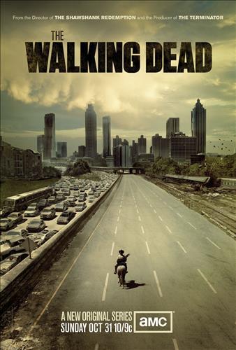 Affisch för The Walking Dead: Säsong 1