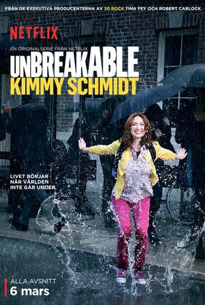 Affisch för Unbreakable Kimmy Schmidt: Säsong 1