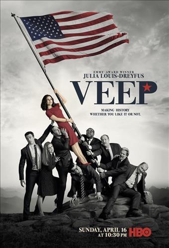 Affisch för Veep: Säsong 7