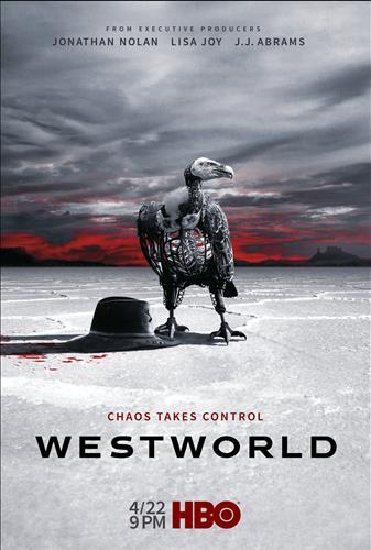 Affisch för Westworld: Säsong 2