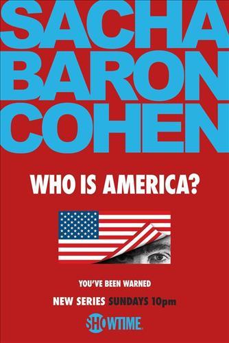 Affisch för Who Is America?